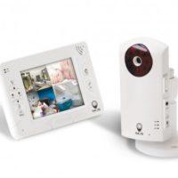 kit videosurveillance pour bébé