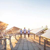 IM Solar fabrication de panneau solaire recyclable